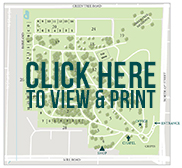 Graceland Cemetery Road Map